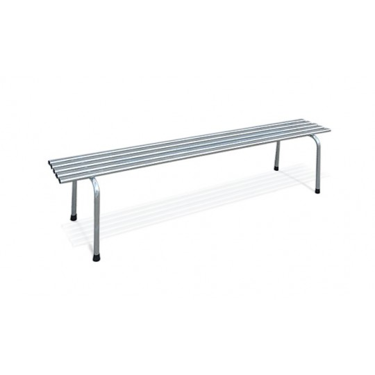steel welded bench