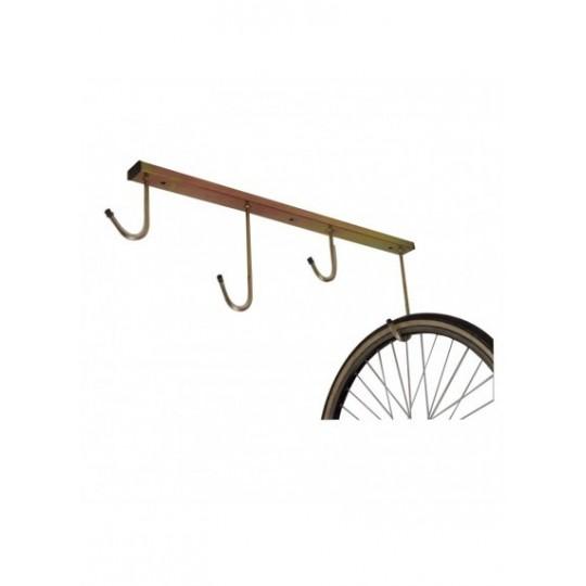 Porta biciclette a soffitto