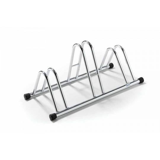 Rastrelliera porta biciclette da 3 posti