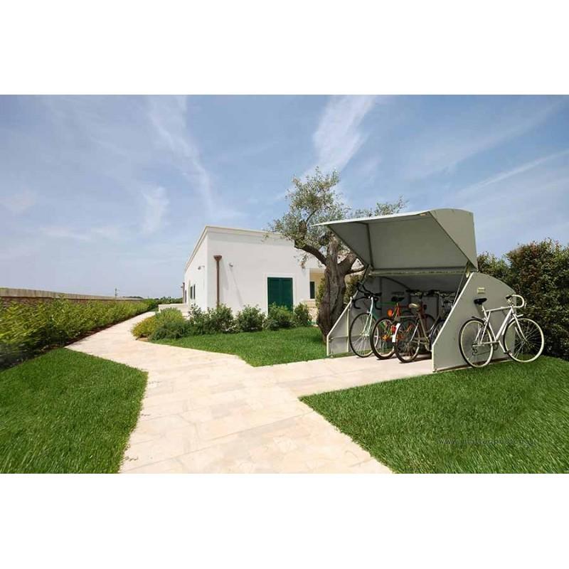 Box Rimessa per la protezione di biciclette,moto e attrezzi vari.
