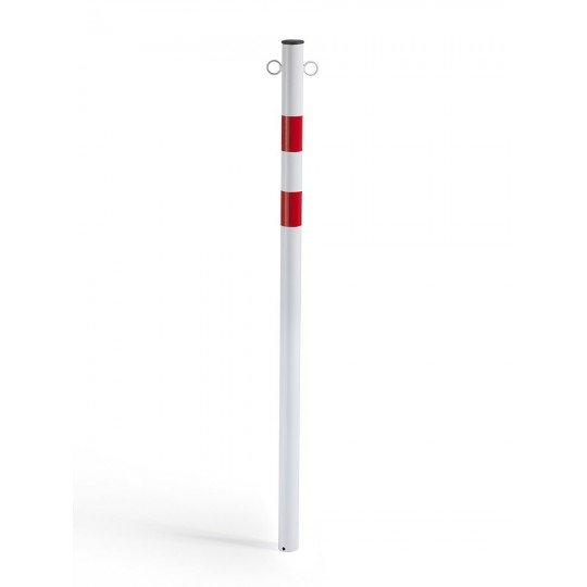 Safety picket for pedestrians - tube d. 48mm