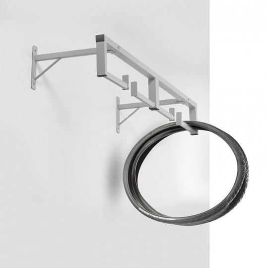 Exposant de pneus et roues pour vélos