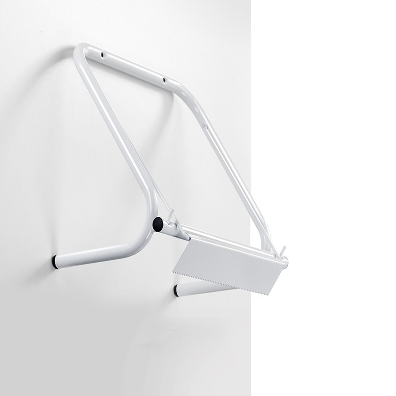 Wall roll holder
