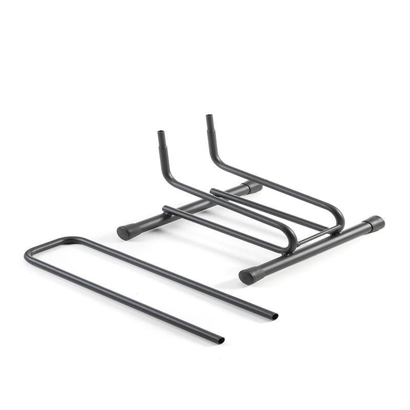 Pedestral bike rack